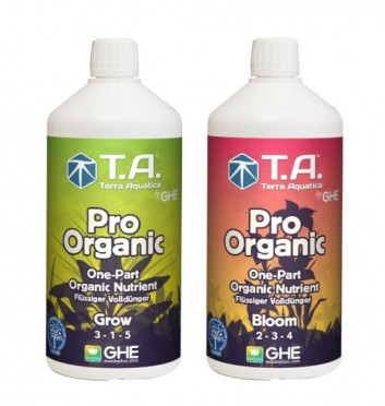 Terra Aquatica Pro Organic - Grow or Bloom