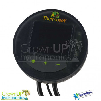 Thermoset Digital Heat Mat Thermostat - Adjustable beteen 5-30 Degrees