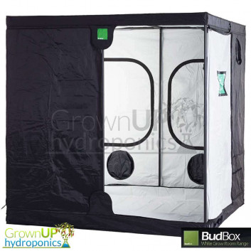 BudBox Pro Titan White - 2 x 2 x 2m - Indoor Grow Tent