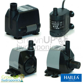 Hailea Water/Nutrient Pumps - Hydroponics or Aquarium