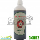 BioBizz BioBloom - 1 Litre - Flowering / Bloom - Organic Hydroponics Nutrient
