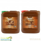 5L Canna Bio Vega and/or Flores - Natural/Organic Nutrients