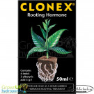 Clonex Rooting Gel - Roots Clones and Cuttings Quickly with Greater Success