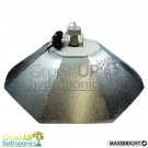 Parabolic Reflector - Hammered - 1070mm Diameter for up to 1000W