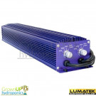 Lumatek Twin 600W Ballast - Runs 2 Lamps up to 660W