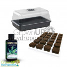 Propagation Kit - Stewart Prop, Root Riot tray and Formulex Feed