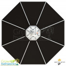 Secret Jardin - Daisy Parabolic Lighting Reflector