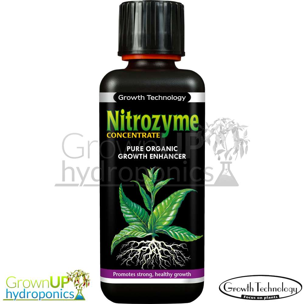 Nitrozyme-Concentrated Organic Nitrogen Nutrient-Foliar/Water-Any stage