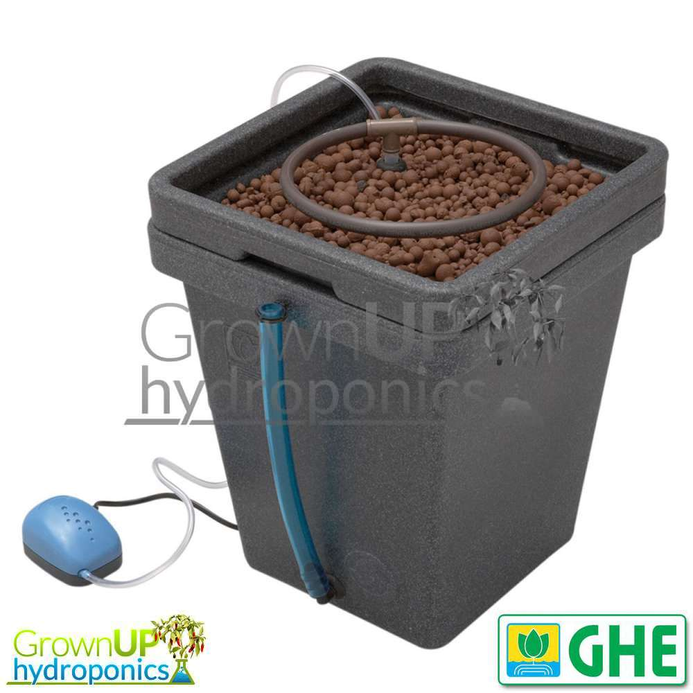 Details about GHE WaterFarm or AquaFarm - Recirculating Drip System -  Complete Kit