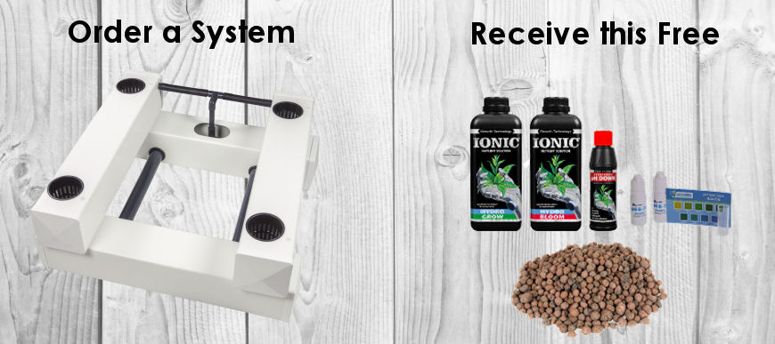 DHS Aeroponic System - Introductory Offer
