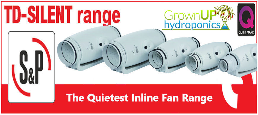 Soler and Palau - The Quietest Fan Range