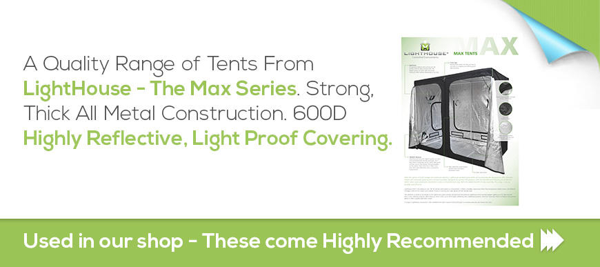LightHouse Max Tents