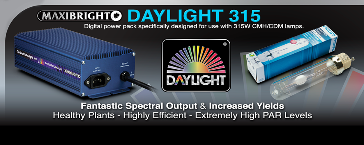 Maxibright Daylight 315 Lighting Kits